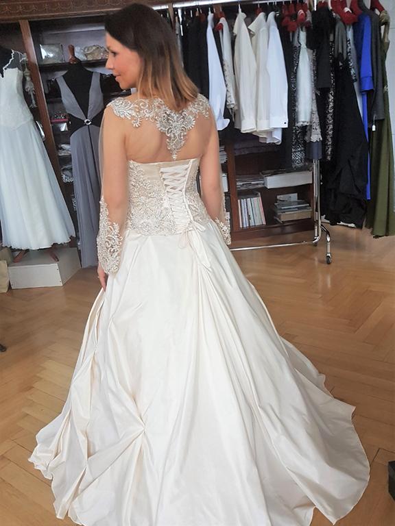 Myrelle Couture Marina Deynega Brautmode Hochzeit Anzug Massgeschneidert Story Cm 23