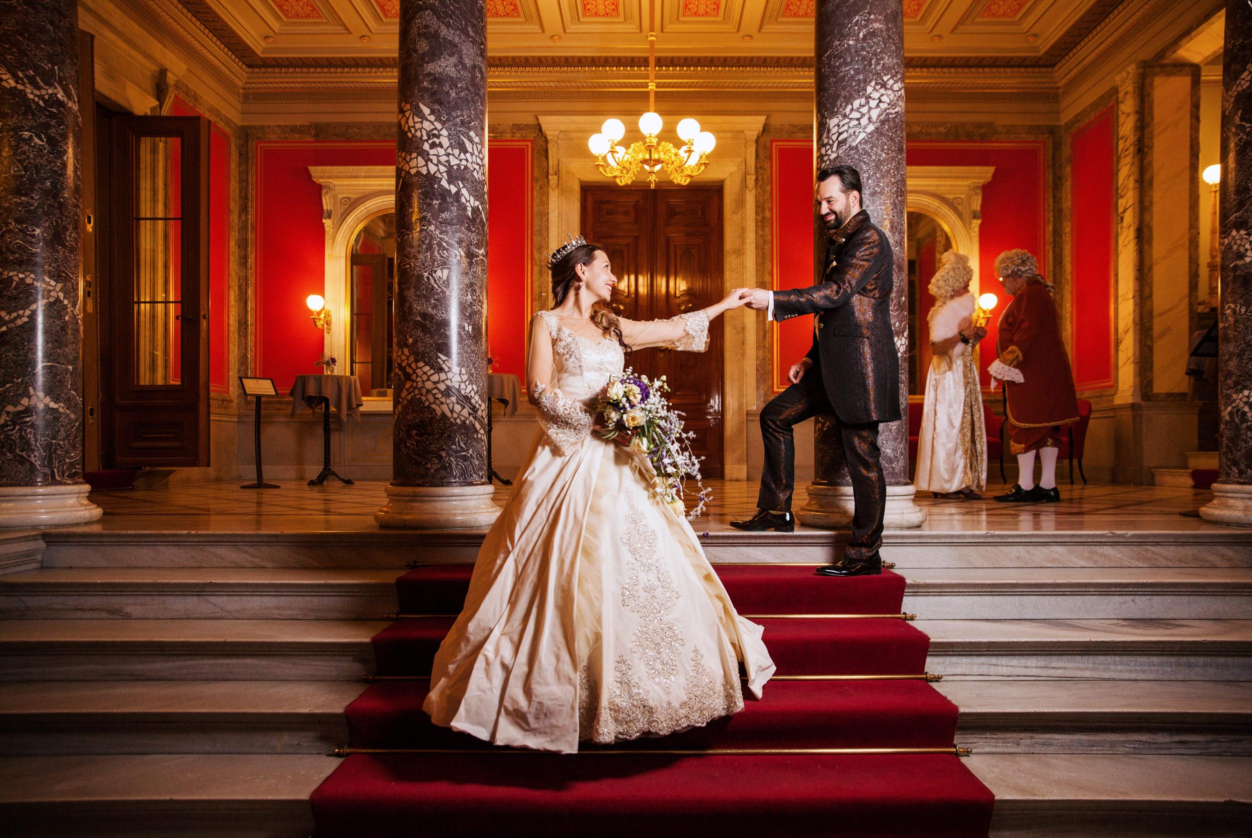 Myrelle Couture Marina Deynega Brautmode Hochzeit Anzug Massgeschneidert Royal Wedding Cm 09