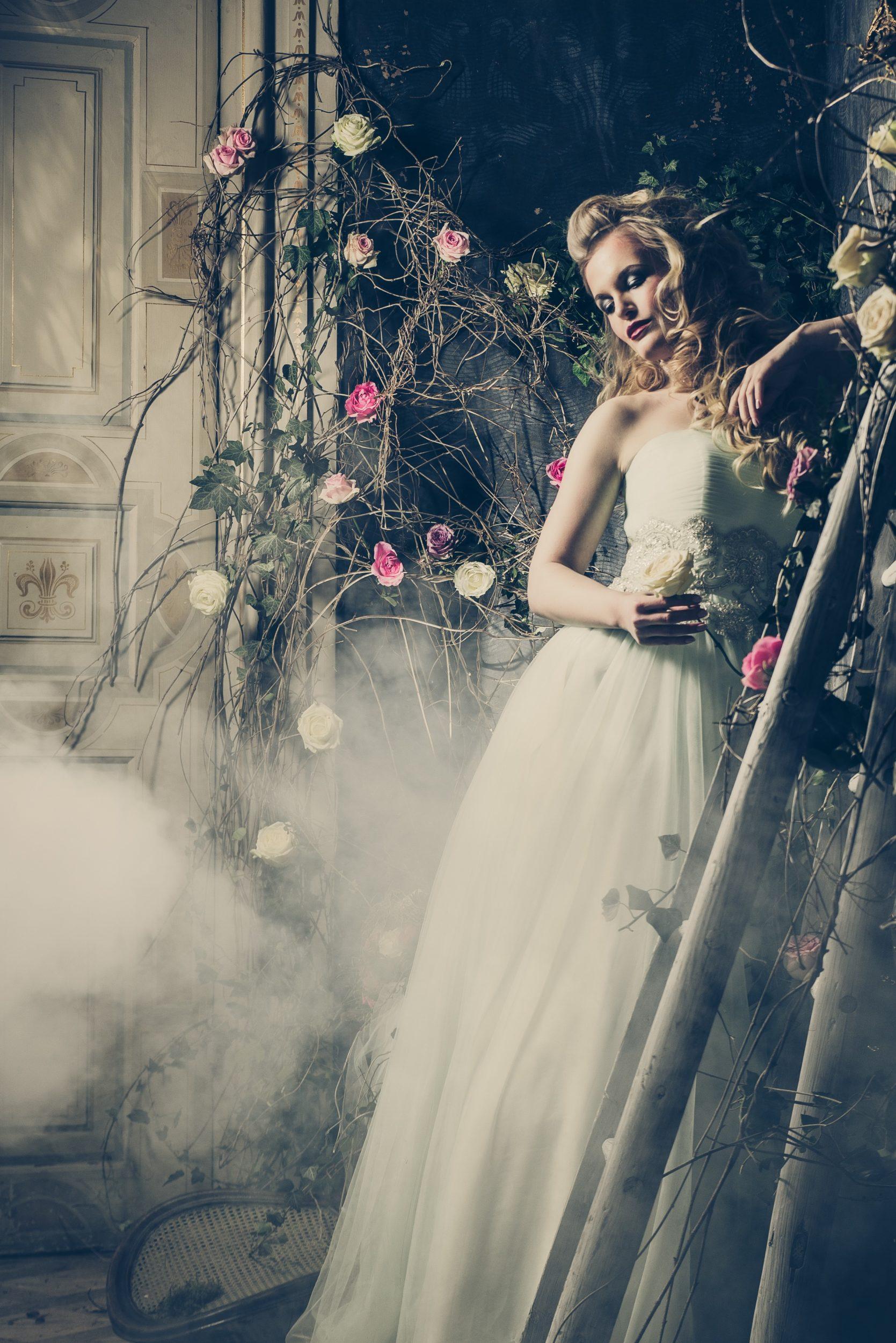 Milena Braut Abendkleid Barock 18