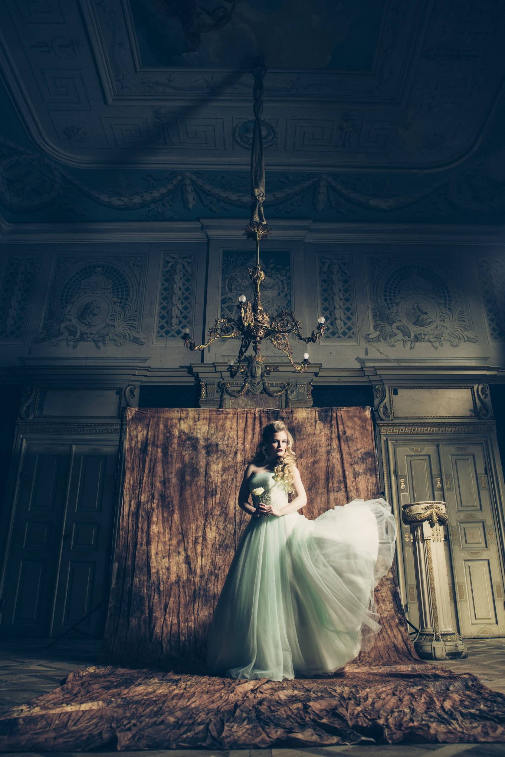 Milena Braut Abendkleid Barock 20