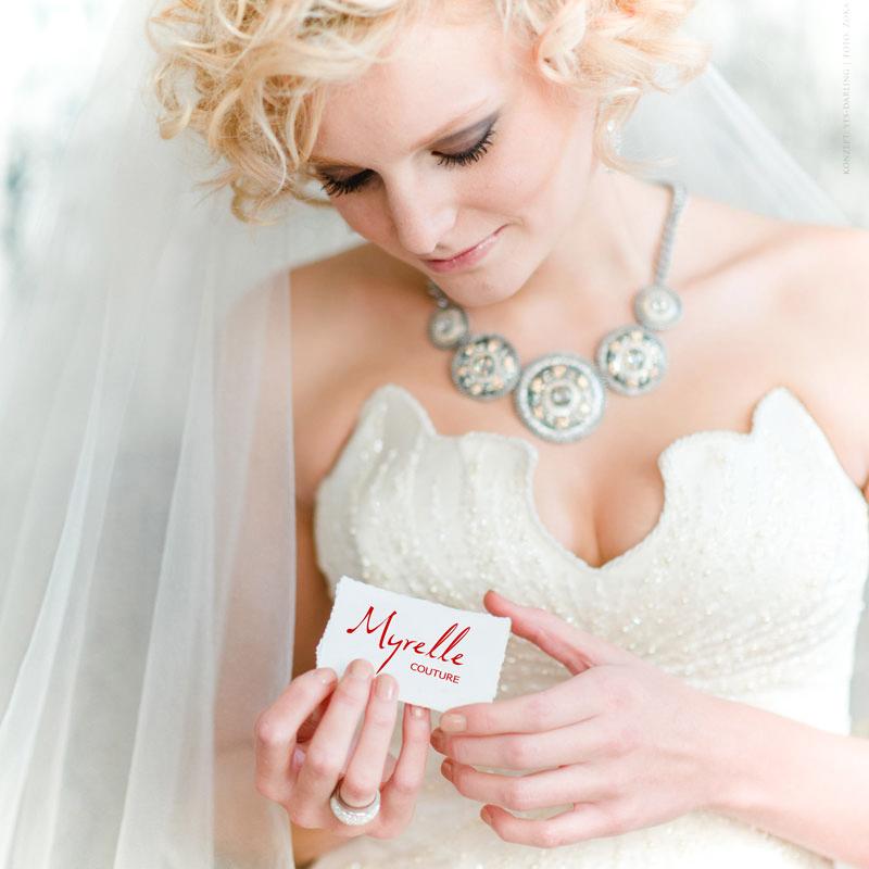 Myrelle couture – ein Markenzeichen