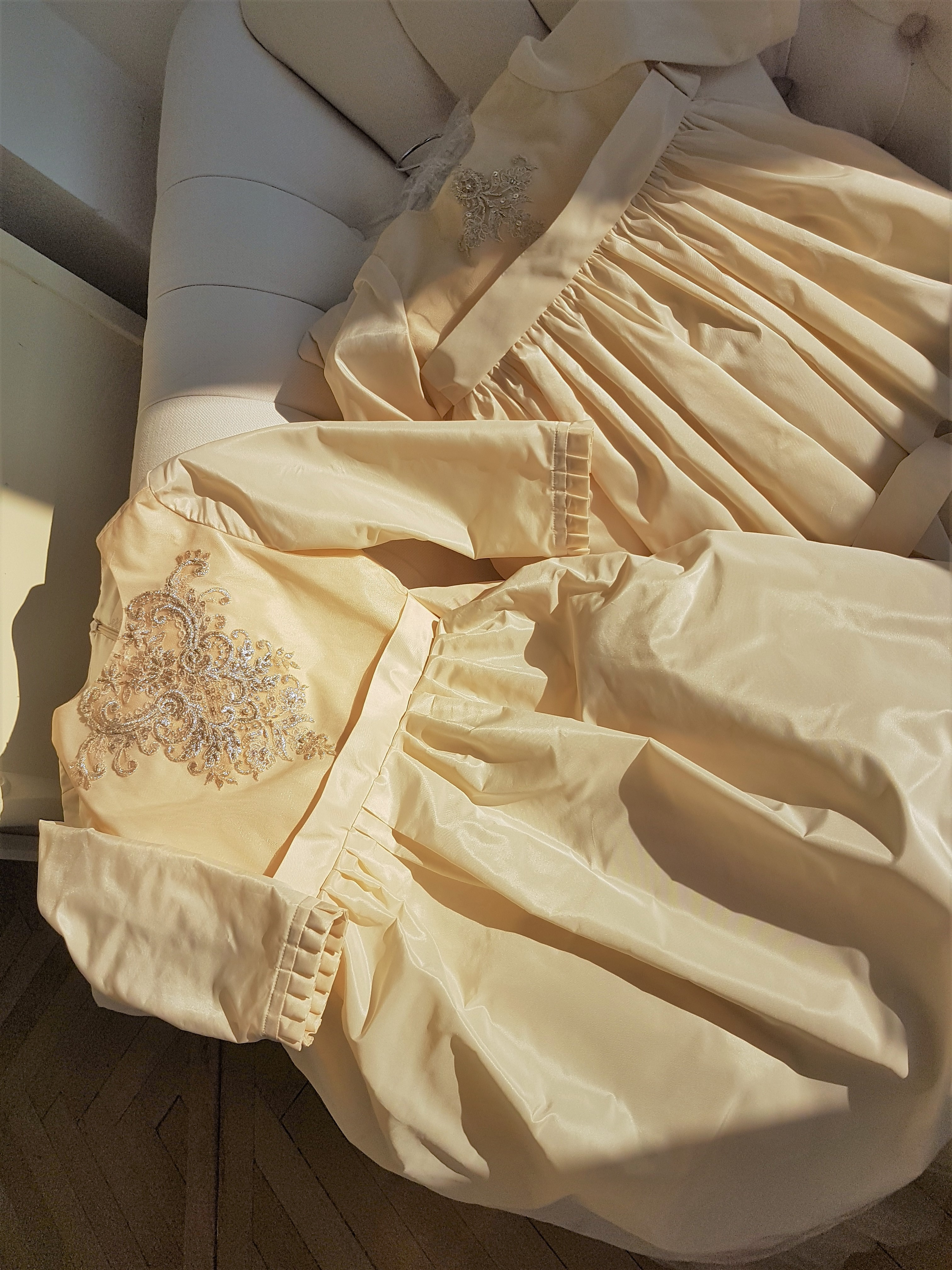Myrelle Couture Marina Deynega Brautmode Hochzeit Anzug Massgeschneidert Story Cm 27